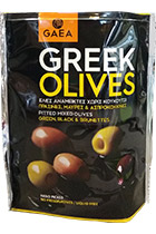 Gaea Pitted Mixed Olives Sachet 150g