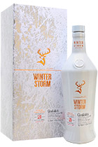 Glenfiddich Winter Storm 21 Years Old (limited edition) gift box