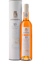 Andresen White Porto 10 Years Old gift tube 0.5L