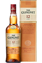 The Glenlivet 12 Years Old Excellence gift box