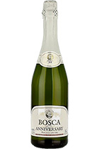 Bosca Anniversary Semi-Sweet White Label
