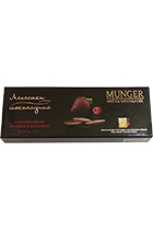 D. Munger Assorti Chocolate Petals with Raspberry and Strawberry 57 gr