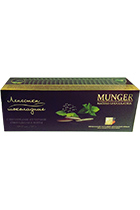 D. Munger Assorti Chocolate Petals with Black Currant and Mint 57 gr