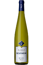 Bestheim Classic Riesling Alsace AOC 2018