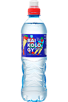 Baikology Still Water plastic bottle 0,5L