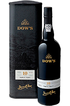Dow's Old Port 10 Years gift box