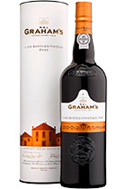 Graham's Late Bottled Vintage (LBV) 2014 gift box