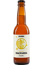 Guineu Macaparra Grape Ale Macabeu 0,33L