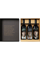 Gift case for 3 bottles of wine Matsu El Picaro 2018 & El Recio 2017 & El Viejo 2017