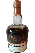 Dictador Best Of Rum Style 1978