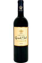 Chateau Grand Bert Saint-Emilion Grand Cru AOC 2015