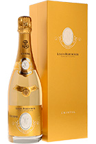 Louis Roederer Cristal gift box 2012