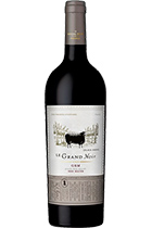 Le Grand Noir Winemaker's Selection Grenache Syrah Mourvedre 2018